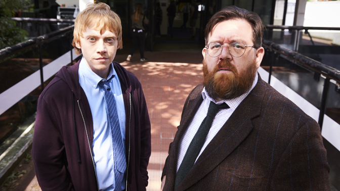 Rupert Grint to star in Sick Note