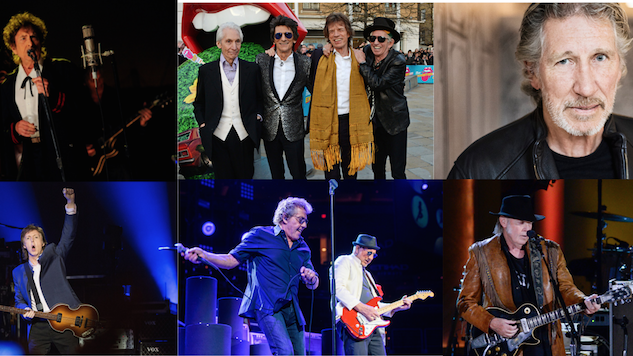 Stones, McCartney tease mega-concert