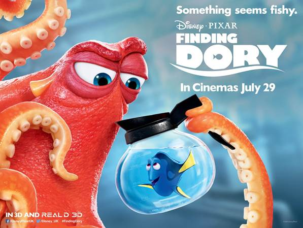 New Finding Dory trailer