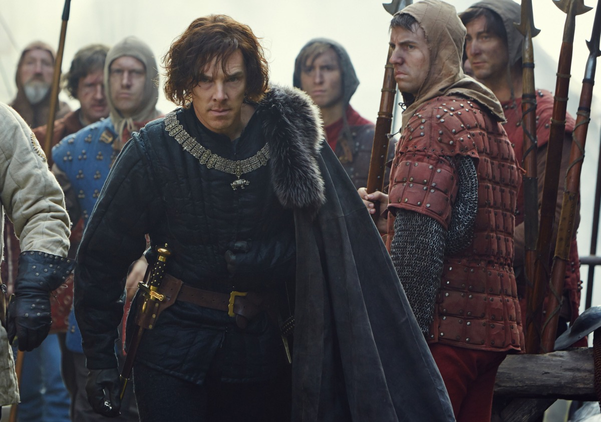 Cumberbatch and Scott set for The Hollow Crown debut