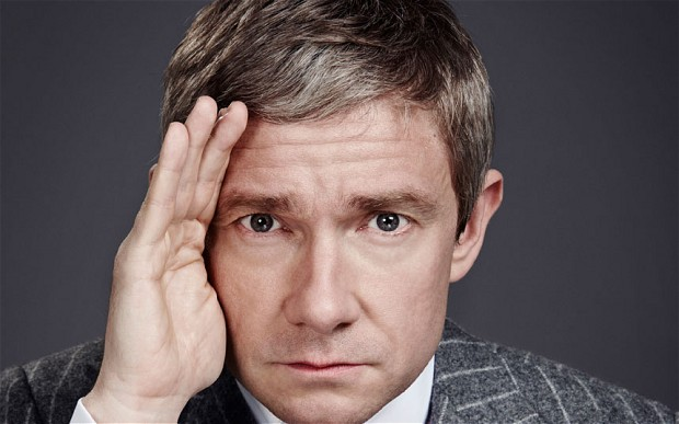Martin Freeman signs on for zombie movie