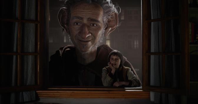 The BFG – new trailer