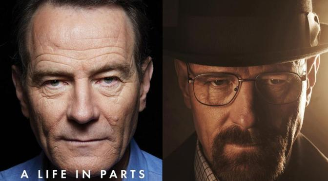Bryan Cranston set for London book signing