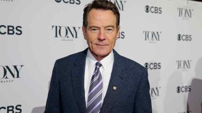 Bryan Cranston to make London stage debut