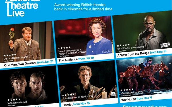 NT Live heads back to US cinemas