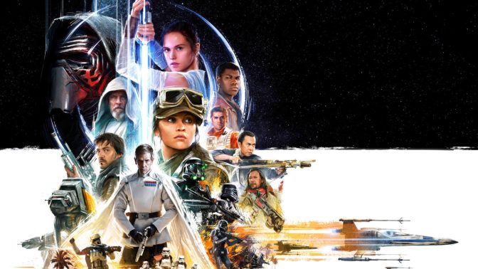 Rogue One meets TFA in new Star Wars Celebration poster