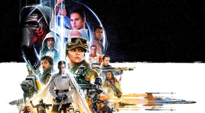 Rogue One – poster and featurette