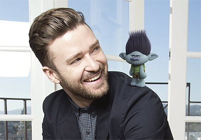 Justin Timberlake joined by familiar faces in new video