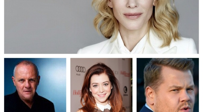 Julia Roberts, Cate Blanchett, James Corden feature in latest podcast