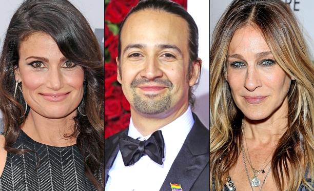 Broadway stars to release LGBT charity single
