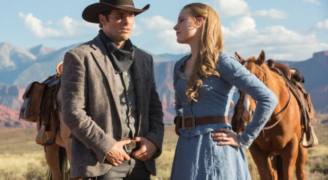 Westworld – first look trailer