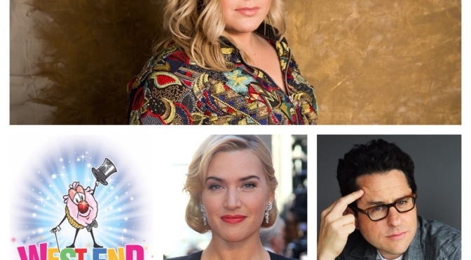 Kate Winslet, LFF, Kelly Clarkson, West End Bake Off