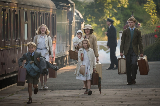 First Swallows and Amazons trailer
