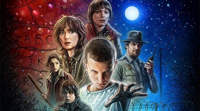 New Stranger Things trailer