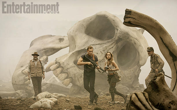 It's BIG – first Kong: Skull Island footage