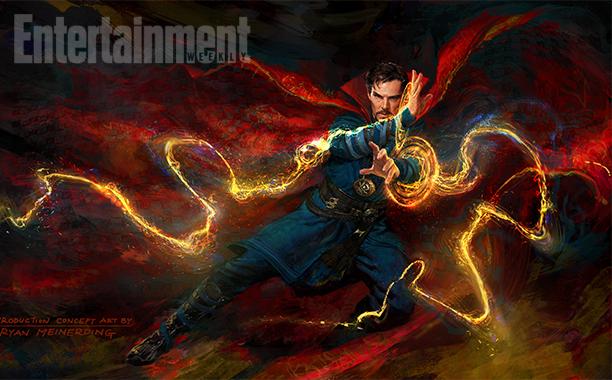 New Doctor Strange poster