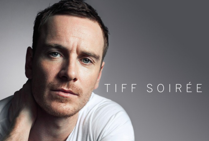Michael Fassbender to discuss his career in Toronto