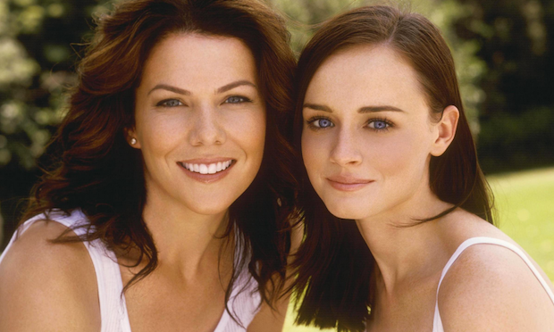 The (Gilmore) Girls are back in town