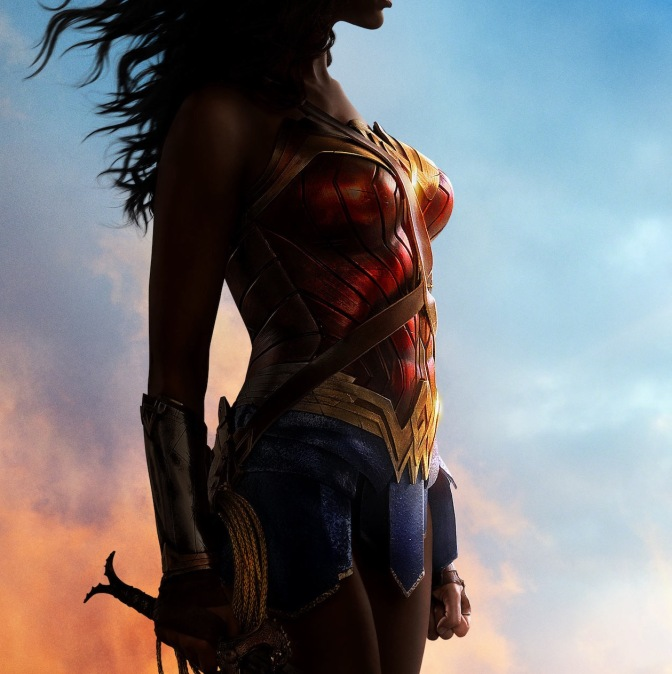 Wonder Woman – debut trailer