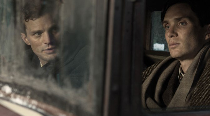 Dornan and Murphy to attend Anthropoid screening