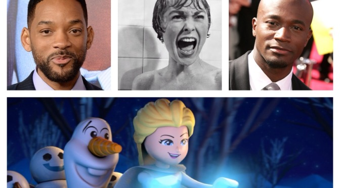 Rihanna, Frozen, Will Smith, Shakespeare