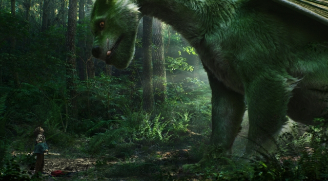 Pete's Dragon – special preview