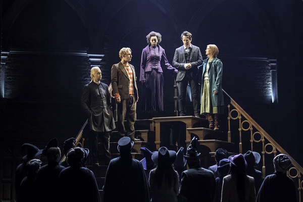 Has Cursed Child find a New York home?
