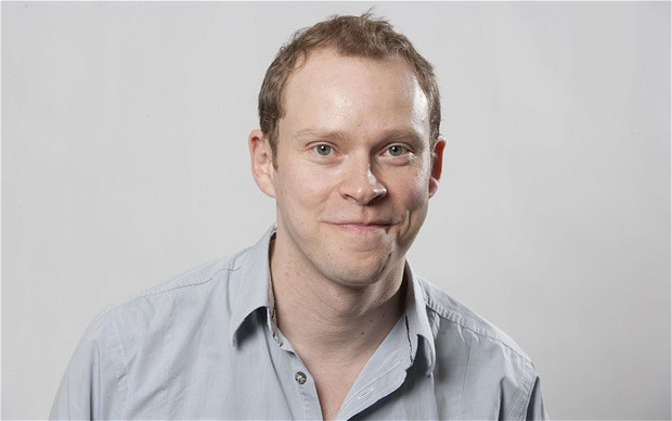 Robert Webb signs two book deal