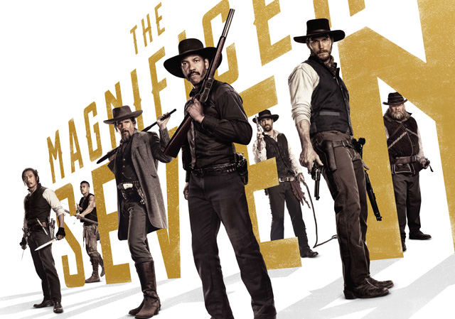The Magnificent Seven – new trailer and poster