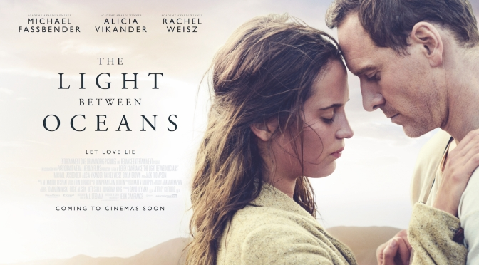 New poster for The Light Between Oceans