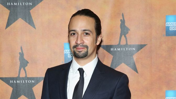 Lin-Manuel Miranda's musical to get London premiere