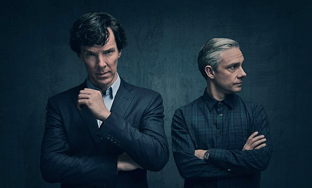 BAFTA to celebrate Sherlock