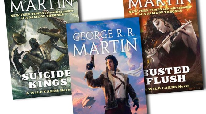 George RR Martin's Wild Cards to be adapted for TV
