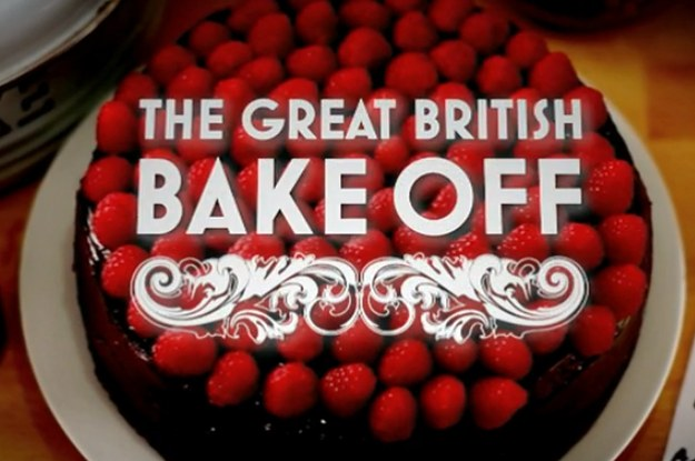 New Bake-Off books bubbling up