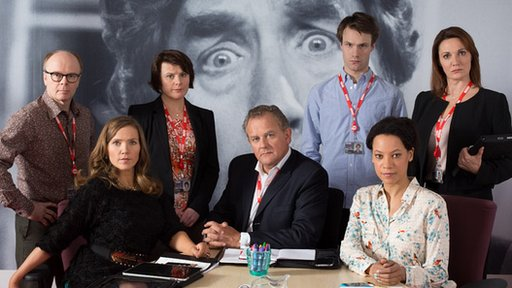 W1A does Red Nose Day