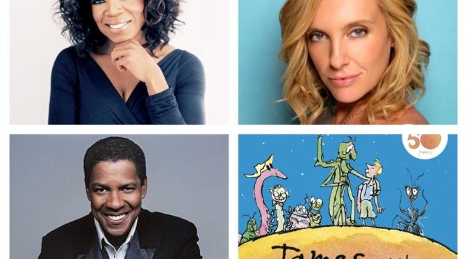 Oprah, REM, Usher, Denzel and so much more…