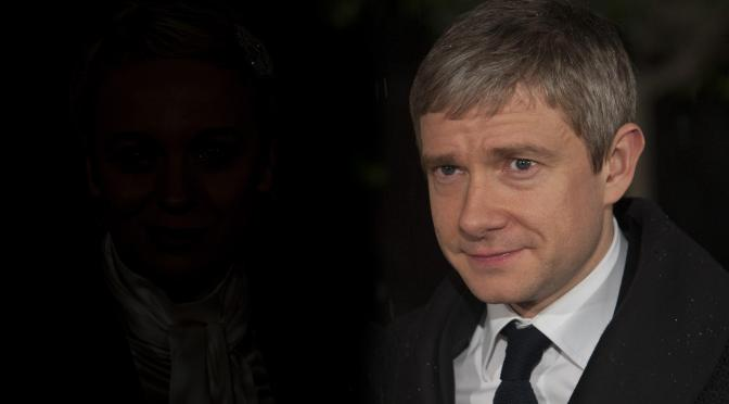 Martin Freeman is telling Ghost Stories