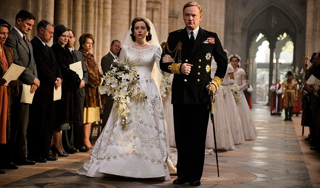 The Crown – new images