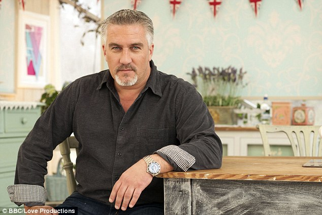 Bake Off's Paul Hollywood is taking to the roads