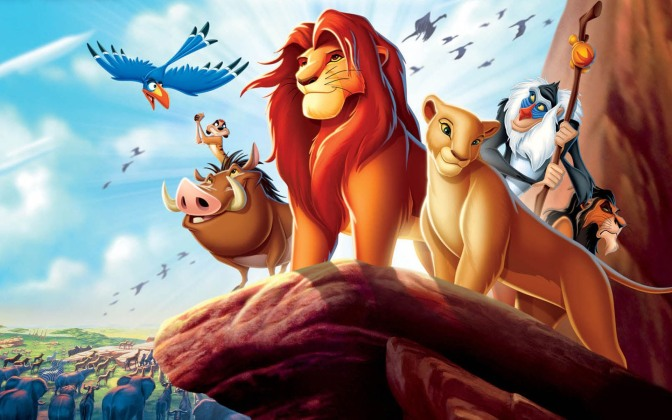 The Lion King to get a live action remake