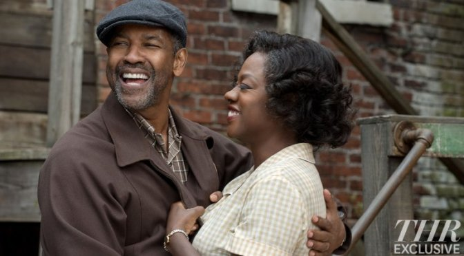 First look at Denzel and Viola in Fences