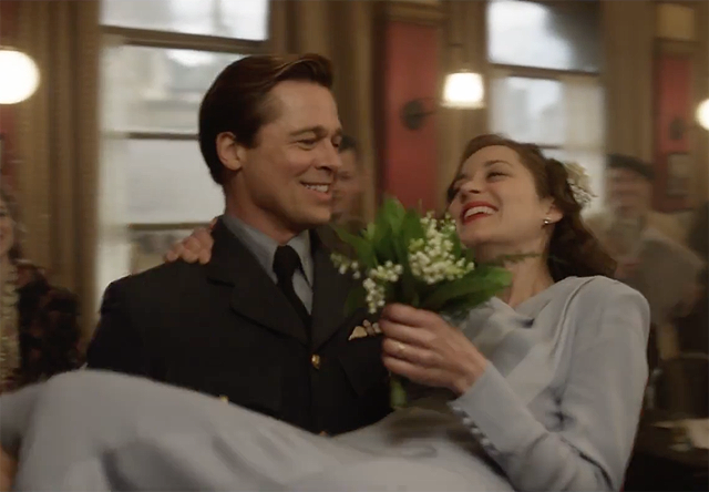 New Allied TV trailer