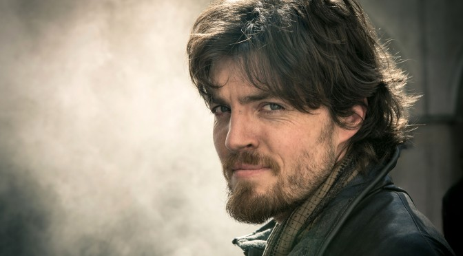 Tom Burke set for Rowling's Cormoran Strike