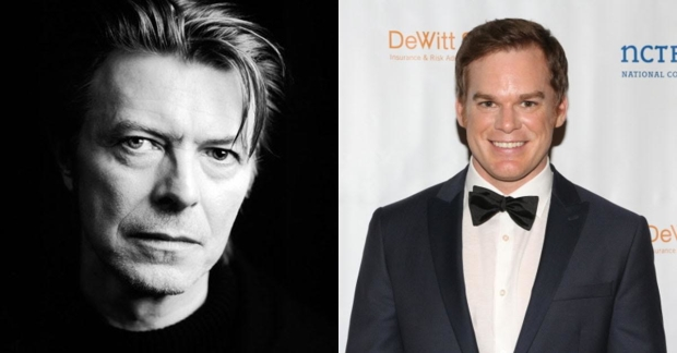 Michael C Hall to discuss The Man Who Fell to Earth