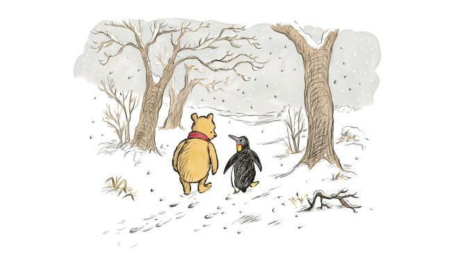 New Winnie the Pooh character to mark 90th anniversary