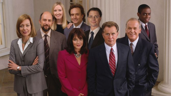 West Wing cast to campaign