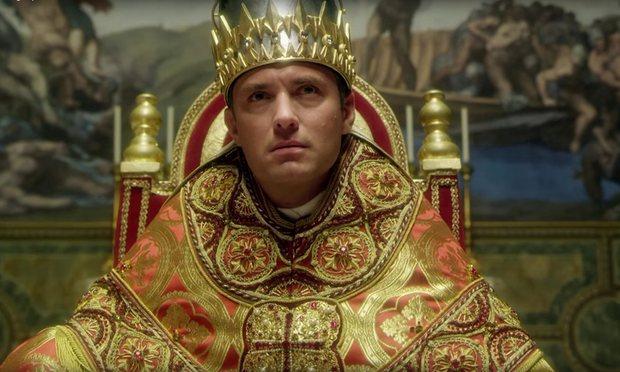 Saint, sinner, Pope, man