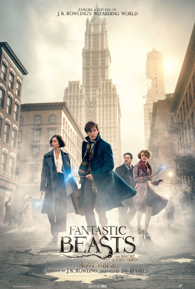 Fantastic Beasts Worldwide Fan Event