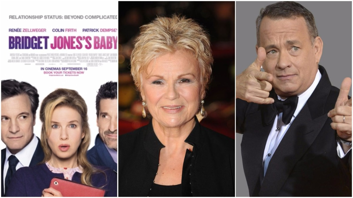 Bridget Jones's Baby, Meryl Streep, Bette Midler, Tom Hanks...