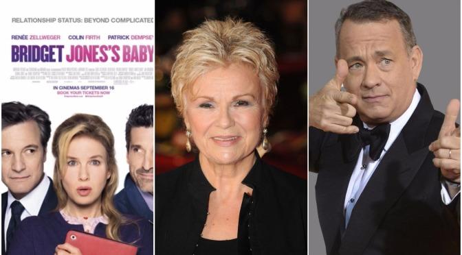 Bridget Jones's Baby, Meryl Streep, Bette Midler, Tom Hanks…